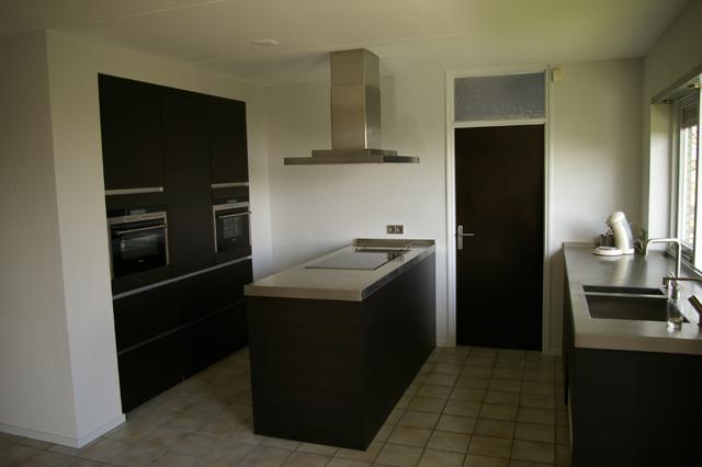 Vita eiken zwartbruin - Mulder Keukens